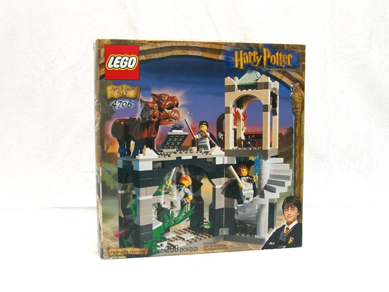 #4706 レゴ 禁じられた廊下