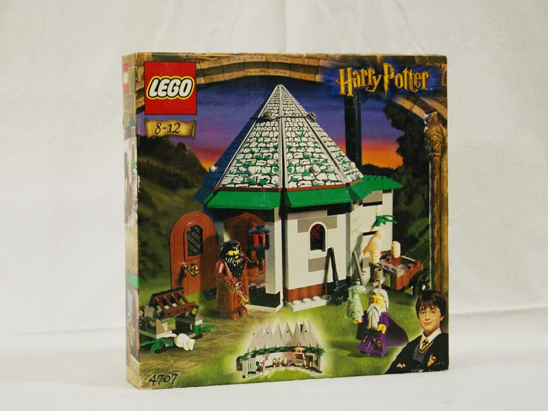 #4707 レゴ ハグリッドの小屋