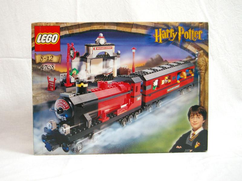 #4708 レゴ ホグワーツ特急