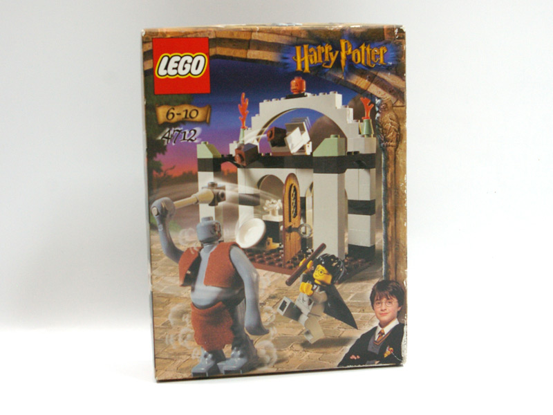 #4712 レゴ トロールの侵入