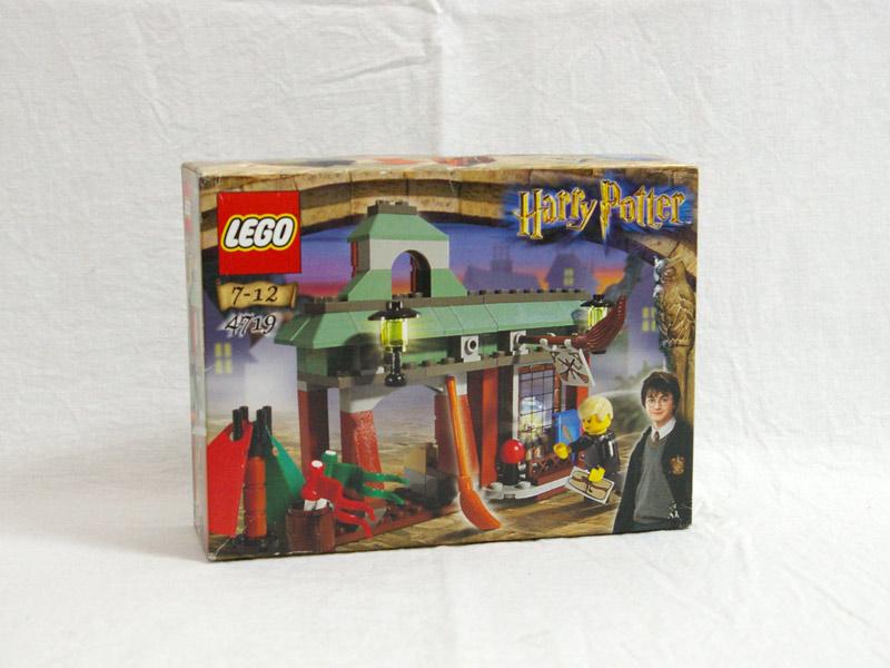 #4719 レゴ 高級クィディッチ用具店
