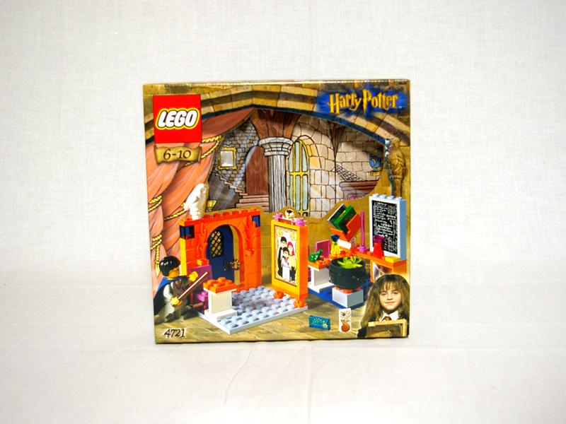 #4721 レゴ ホグワーツの教室