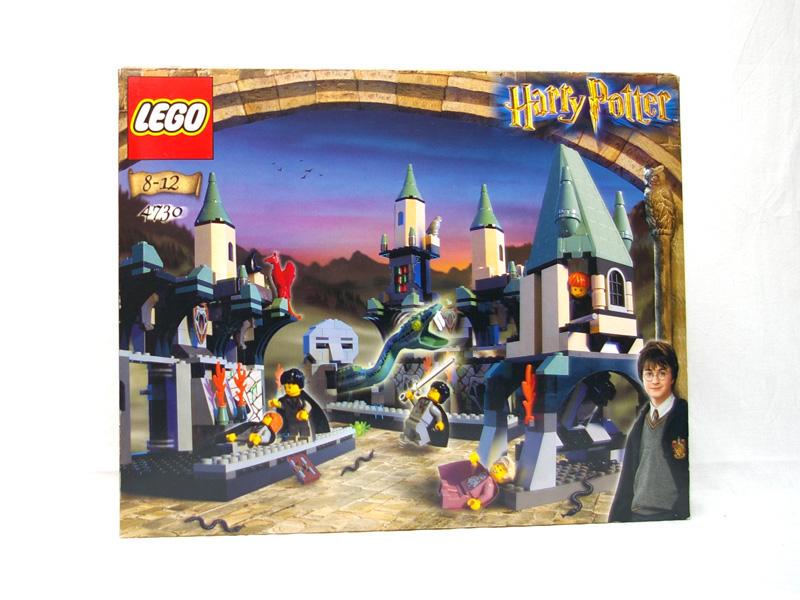 #4730 レゴ 秘密の部屋