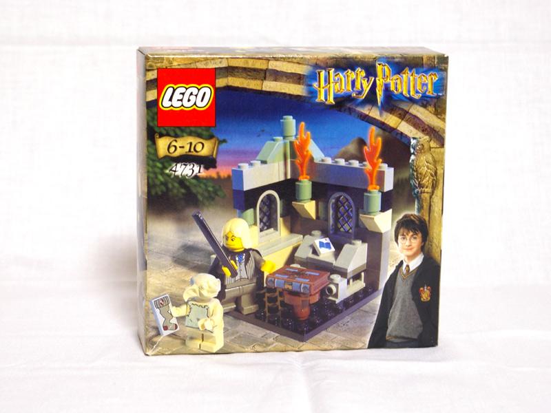 #4731 レゴ ドビーの解放