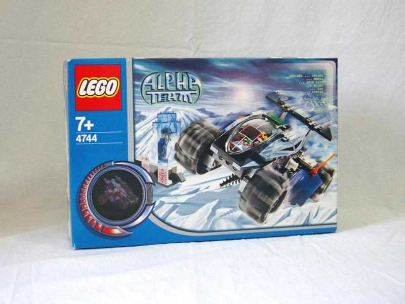 #4744 レゴ ツンドラトラック