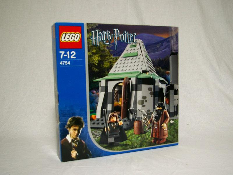 #4754 レゴ ハグリットの小屋