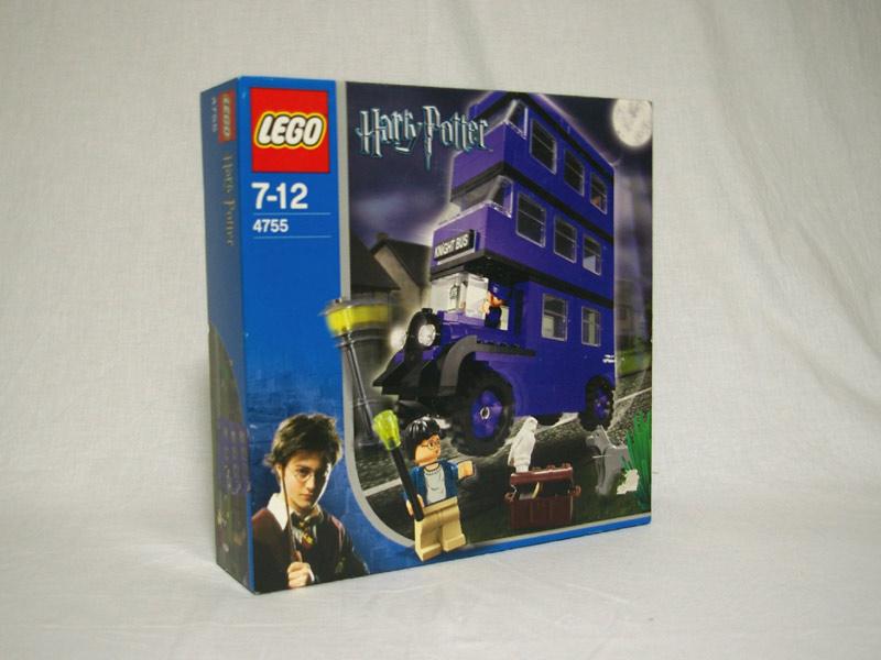 #4755 レゴ 夜の騎士バス