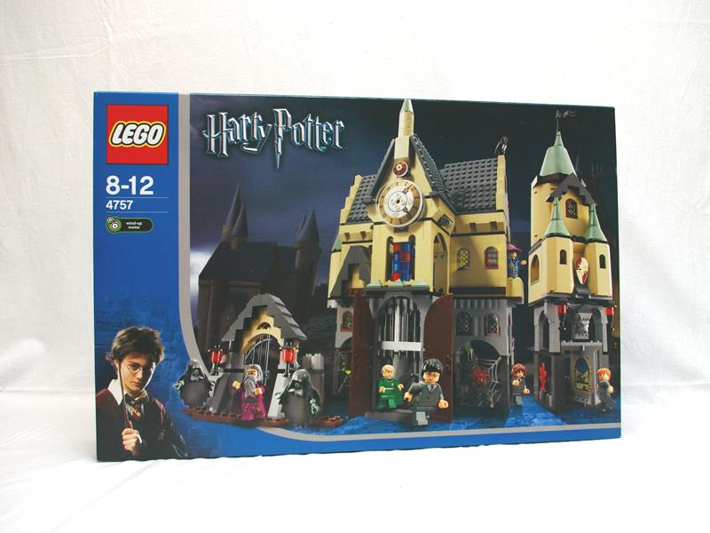 #4757 レゴ ホグワーツ城