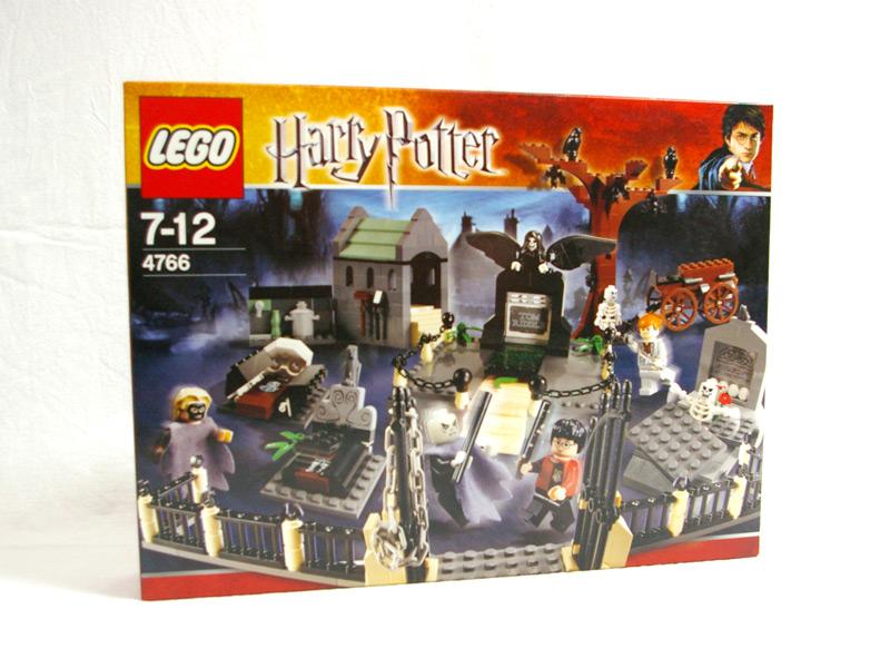 #4766 レゴ 墓場の決闘