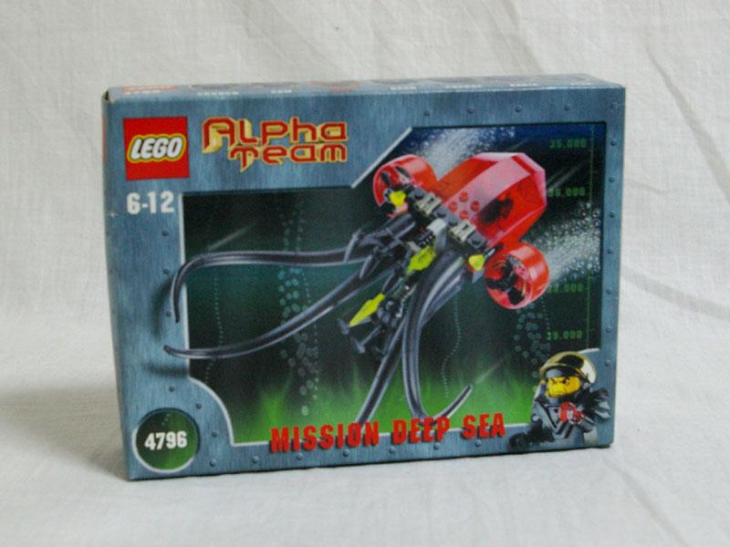 #4796 レゴ オグル ミュータントデビル