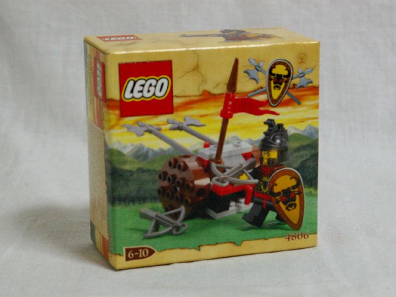 #4806 レゴ アックスカート