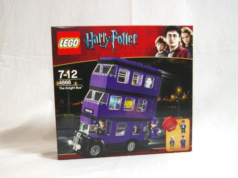 #4866 レゴ 夜の騎士バス