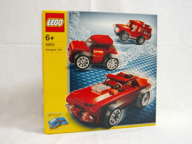 #4883 レゴ マルチカー