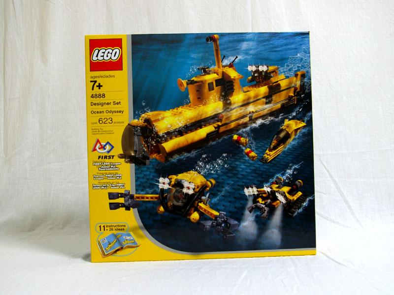 #4888 レゴ サブマリン