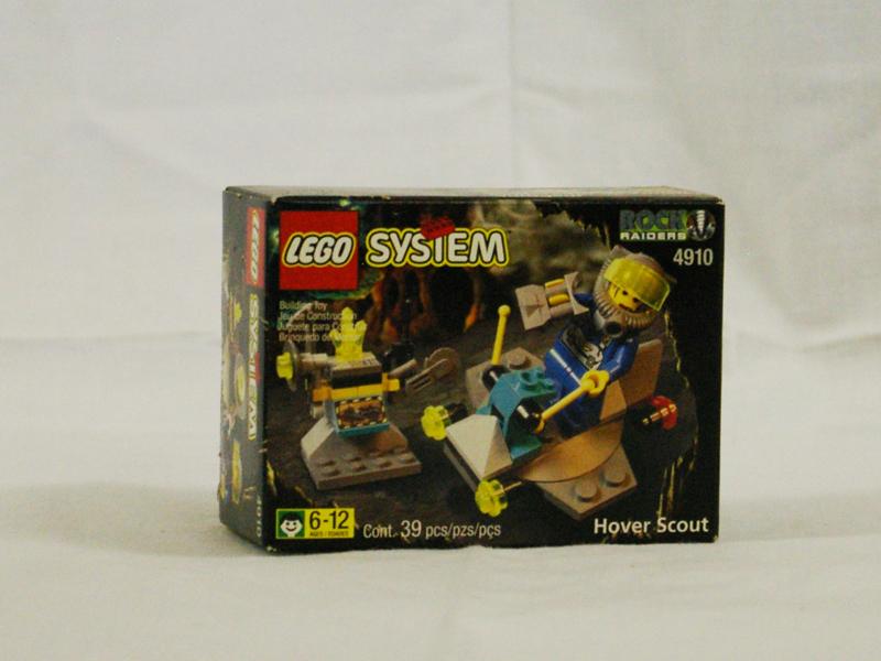 #4910 レゴ ホーバースクーター
