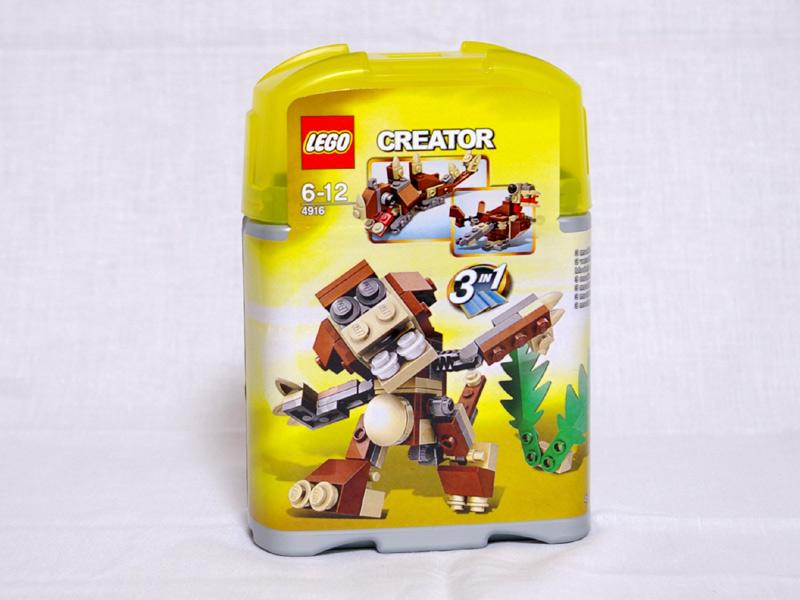 #4916 レゴ ミニ動物