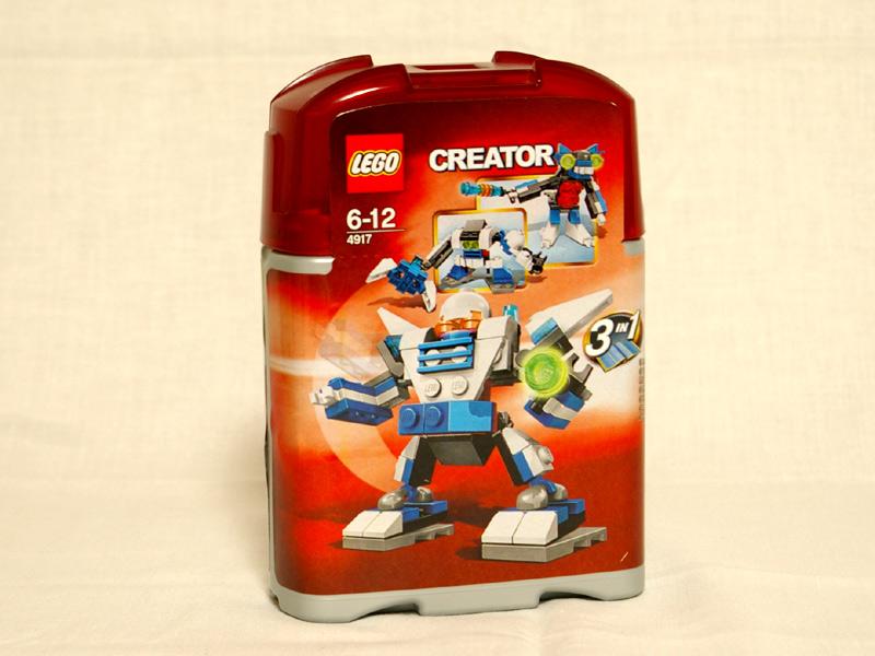 #4917 レゴ ミニロボット