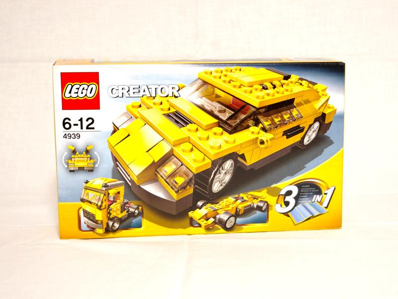 #4939 レゴ クールカー
