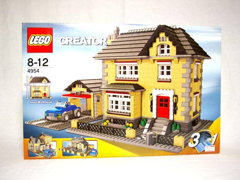 #4954 レゴ 別荘