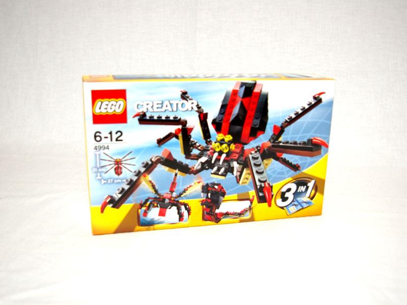 #4994 レゴ スパイダー
