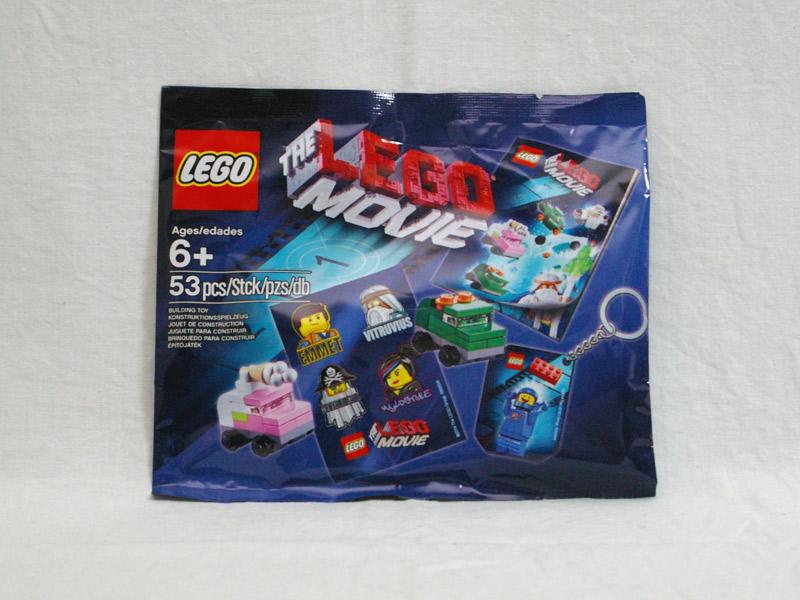 #5002041 レゴ レゴムービーアクセサリーセット