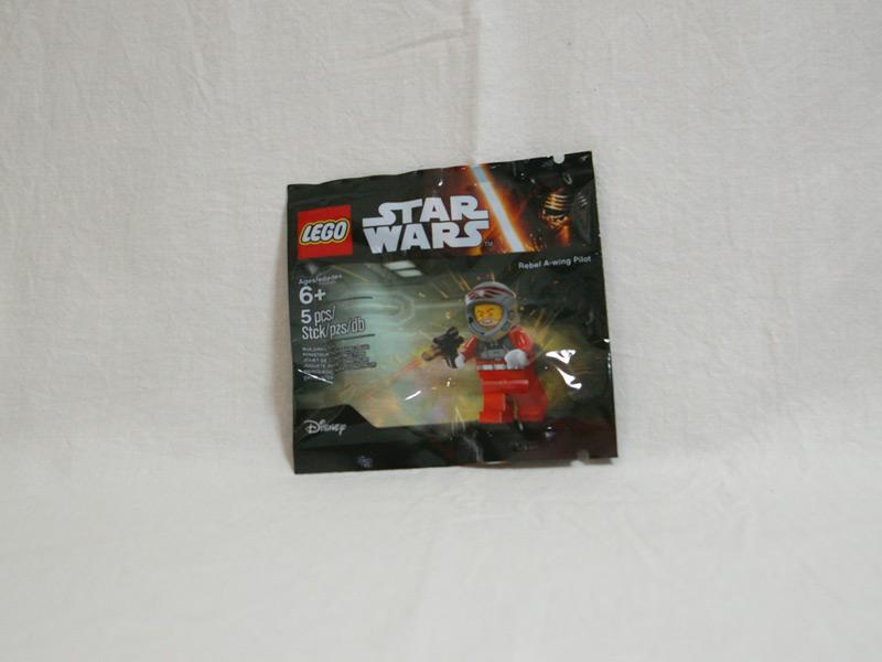 #5004408 レゴ Aウィングパイロット
