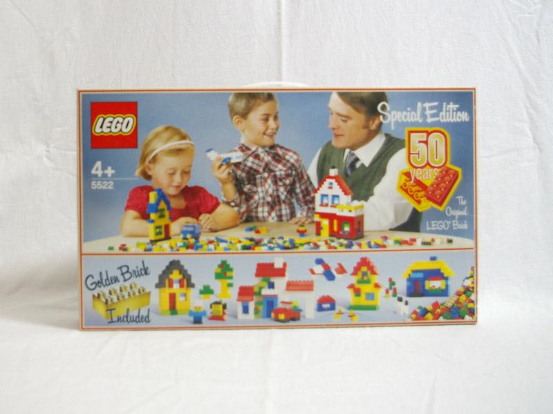 #5522 レゴ ハッピーバースデー・レゴブロック!記念セット