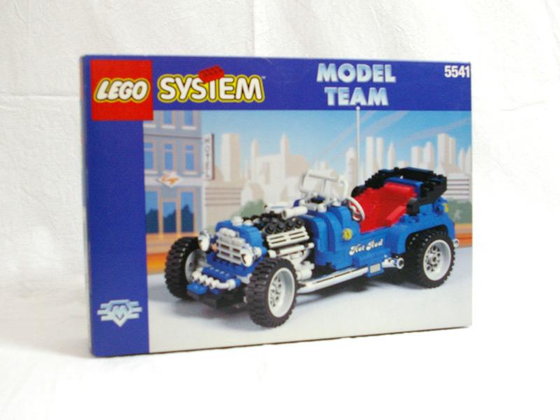 #5541 レゴ ホットロッド