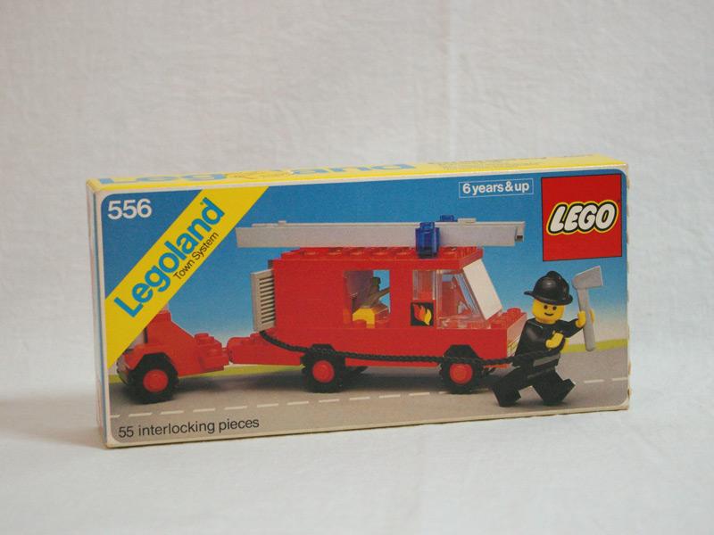 #556 レゴ 消防車