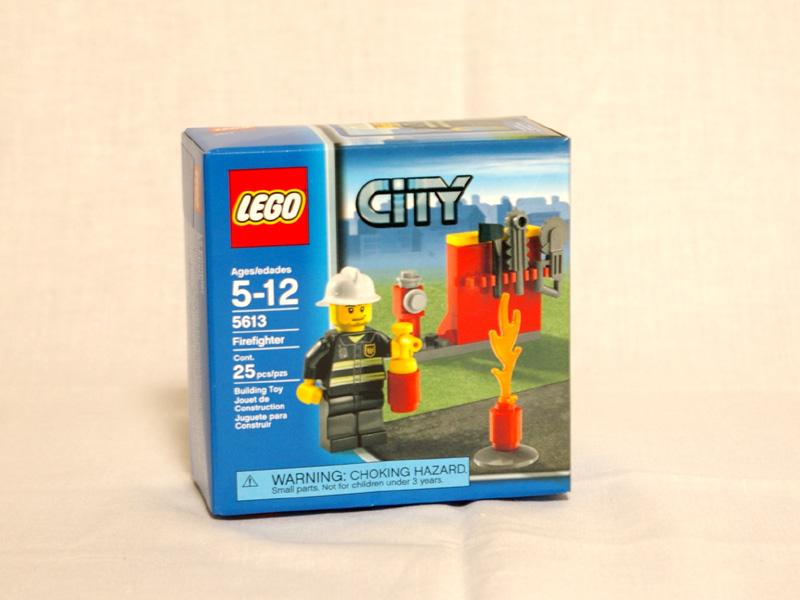 #5613 レゴ 消防士