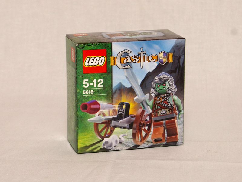 #5618 レゴ トロール戦士