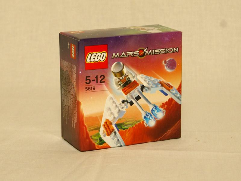 #5619 レゴ クリスタルホーク