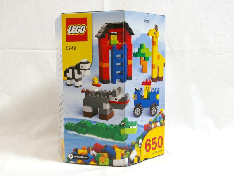 #5749 レゴ クリエイティブ キット
