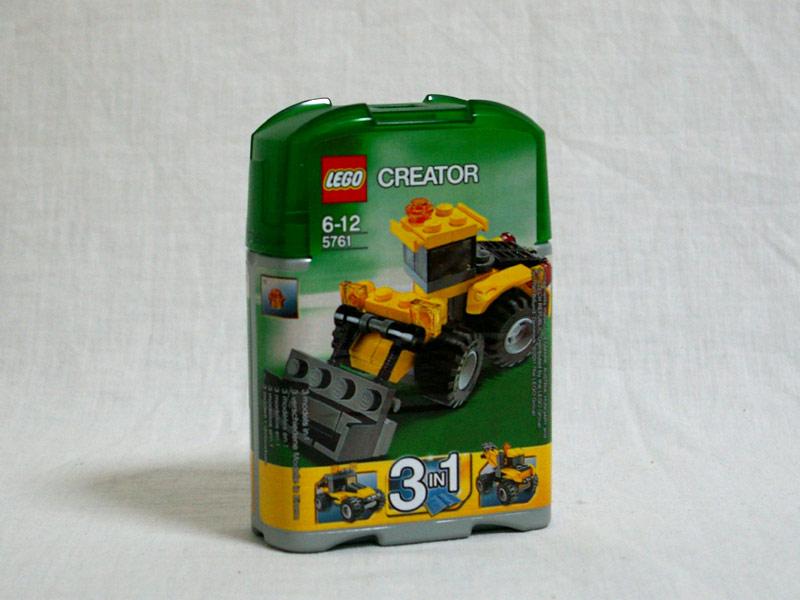 #5761 レゴ ミニドーザー