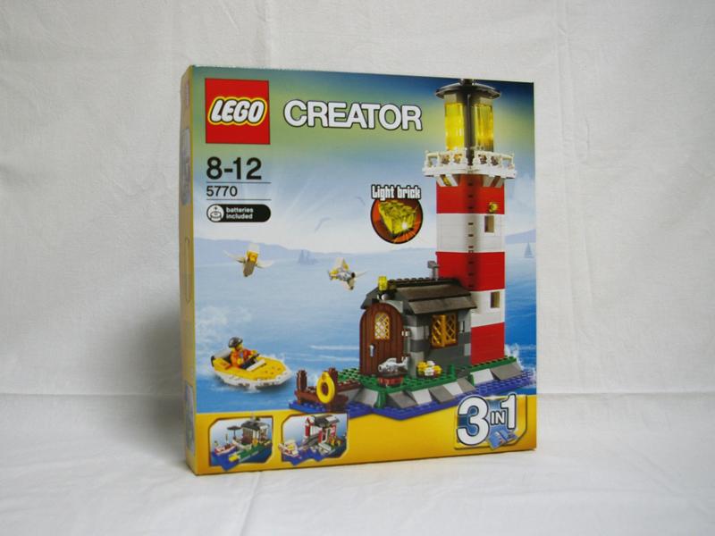 #5770 レゴ 灯台の島