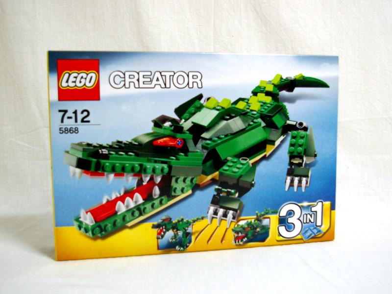 #5868 レゴ ワニ