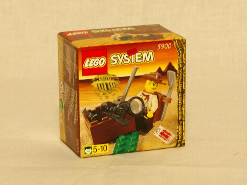 #5900 レゴ ジョーンズの道具箱