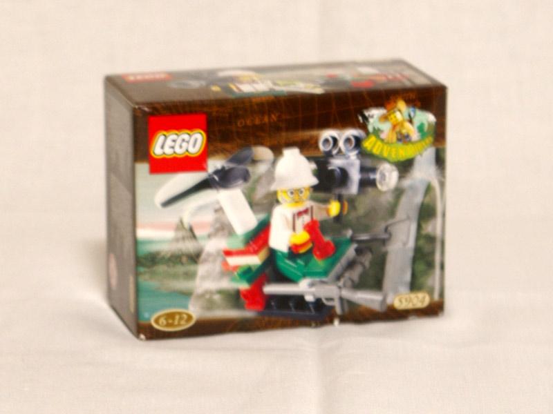 #5904 レゴ マイクロコプター
