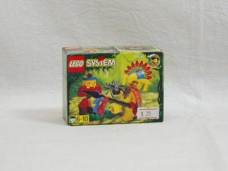 #5906 レゴ ジャングルの支配者
