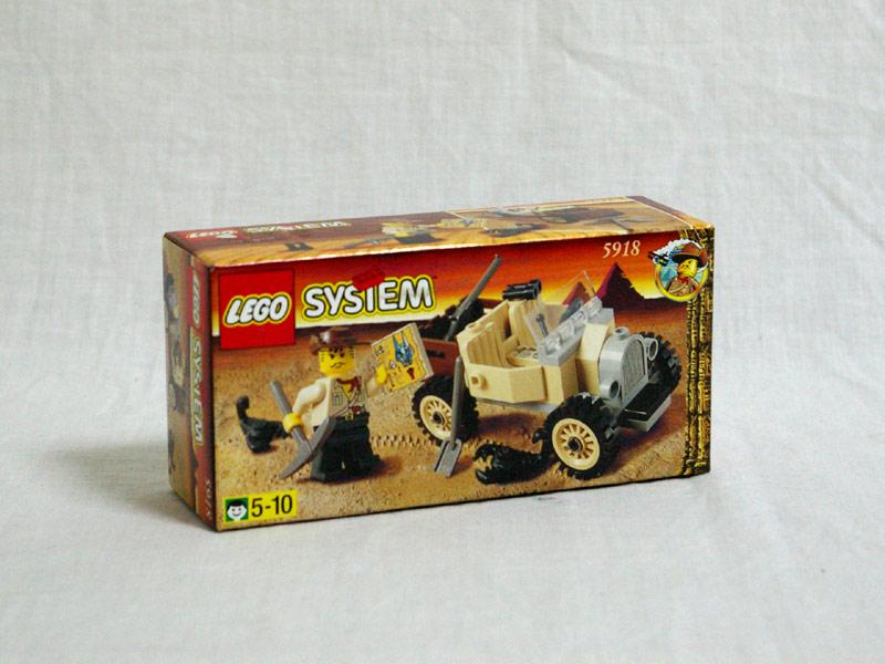 #5918 レゴ 冒険家ジョーンズ