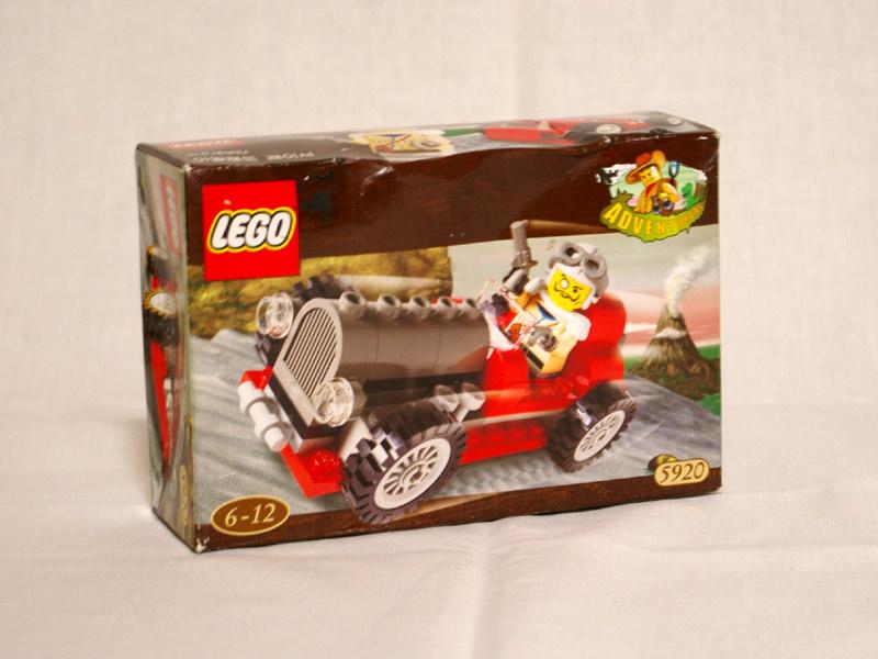 #5920 レゴ ダイノチェイサー