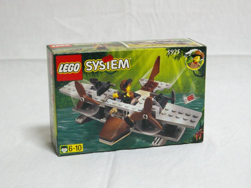 #5925 レゴ 水上飛行機