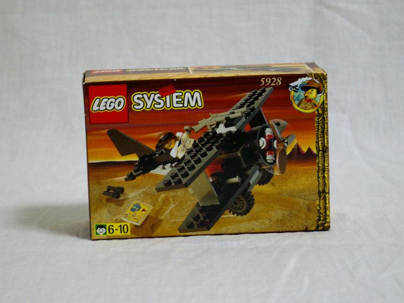#5928 レゴ バンディットプレーン