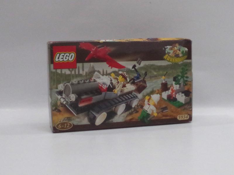 #5934 レゴ ダイノトラッカー