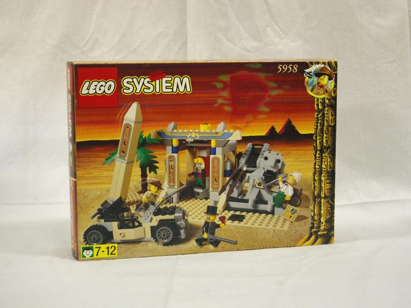 #5958 レゴ ファラオの神殿