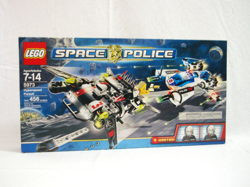 #5973 レゴ 超高速の追撃戦