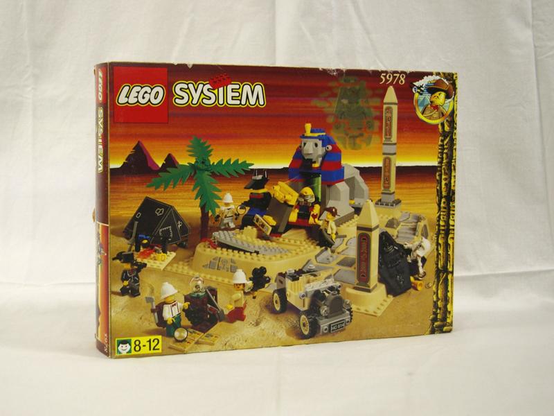 #5978 レゴ エジプトの魔人