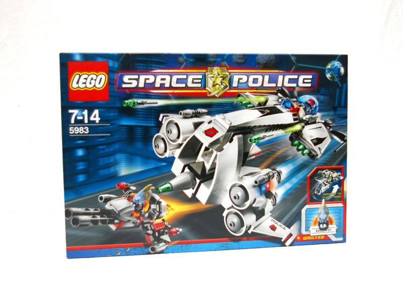 #5983 レゴ スパイ・クルーザー