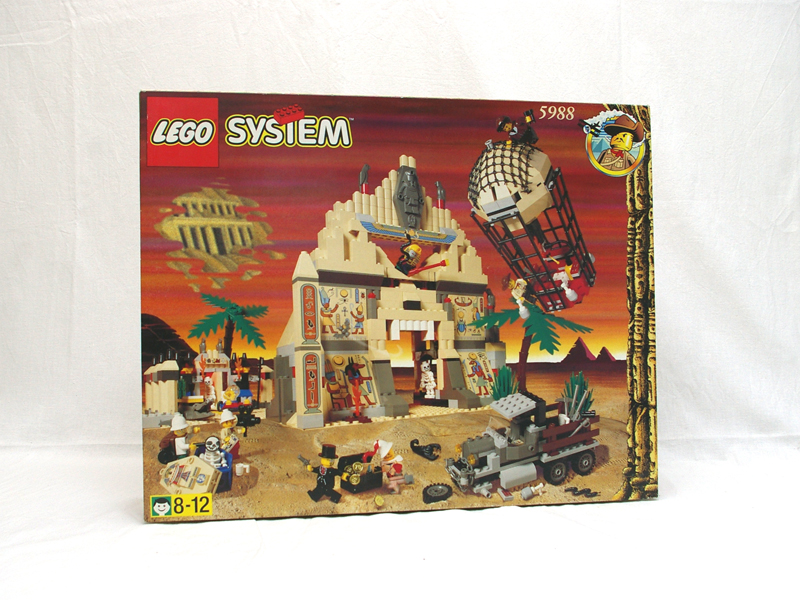 #5988 レゴ ナイルの魔宮