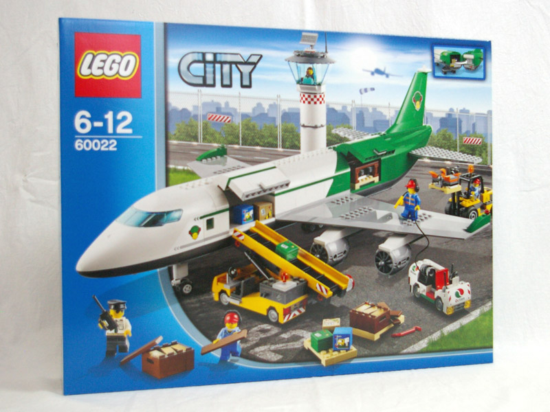 #60022 レゴ エアカーゴターミナル